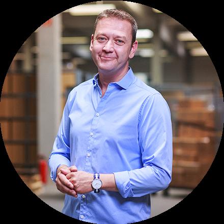 SmartUp Logistik – Achim Gallmann Geschäftsleitung